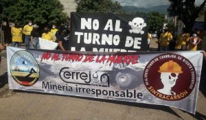 Colombia: huelga minera, extractivismo y violencia