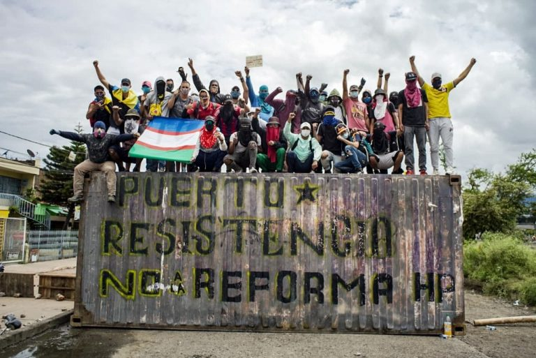 Una protesta que huele a rebelión