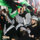 Solidaridad con el pueblo palestino